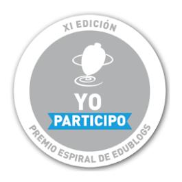 Premios Espiral  Edublogs.