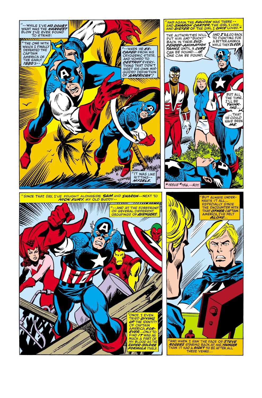 Captain America (1968) Issue #215 #129 - English 17