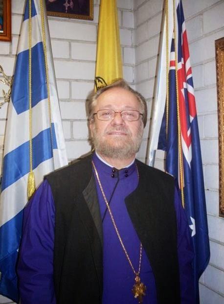 Parish Priest: Rev. Nicholas Skordilis