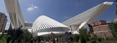 Palacio de Exposiciones y Congresos Ciudad de Oviedo. Blog Esteban Capdevila