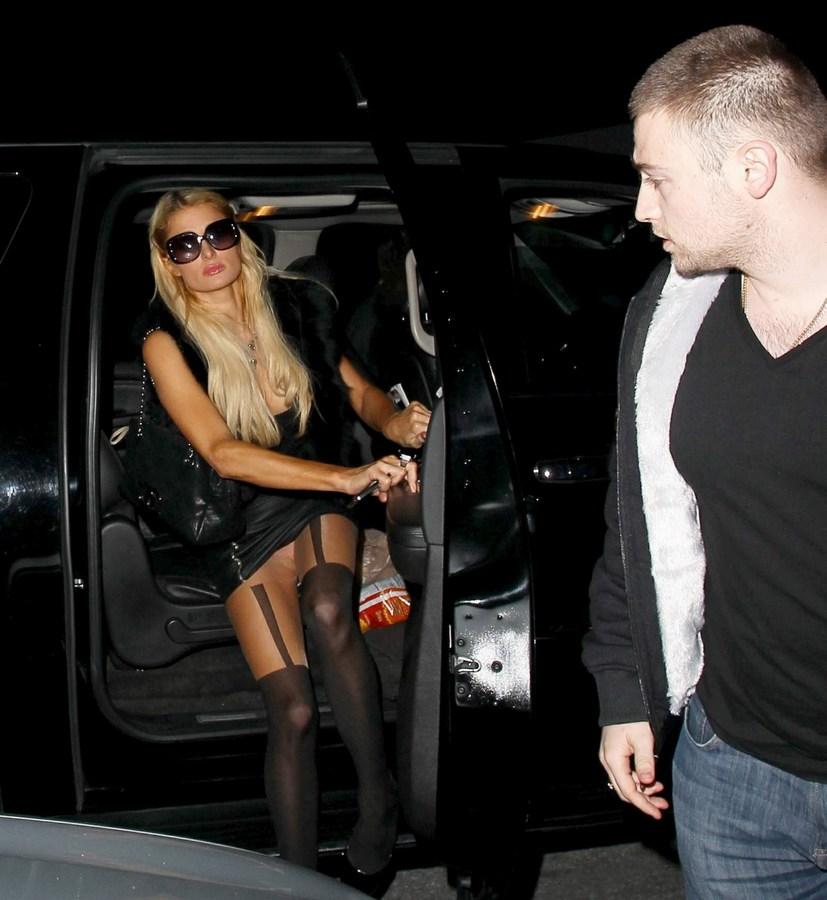 Paris Hilton enregistrement sexe