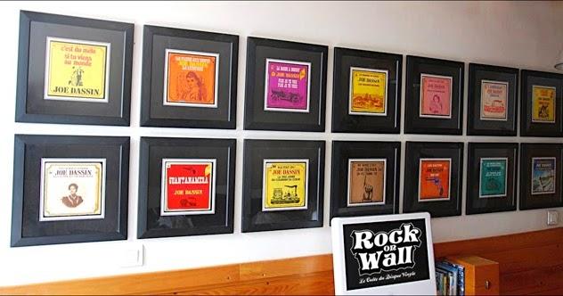 blue country la discographie de joe dassin les murs ont. Black Bedroom Furniture Sets. Home Design Ideas