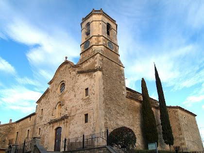 L'església parroquial de Sant Bartomeu del Grau