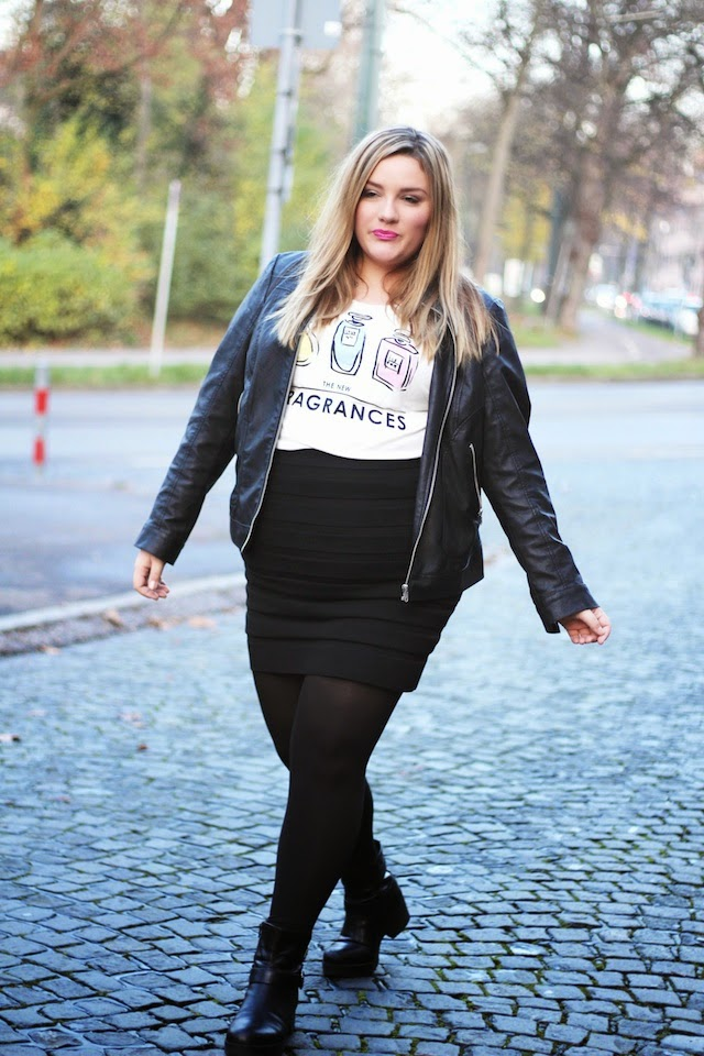 rockiges Plus Size Outfit Theodora Cecile