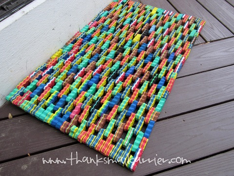 recycled doormat
