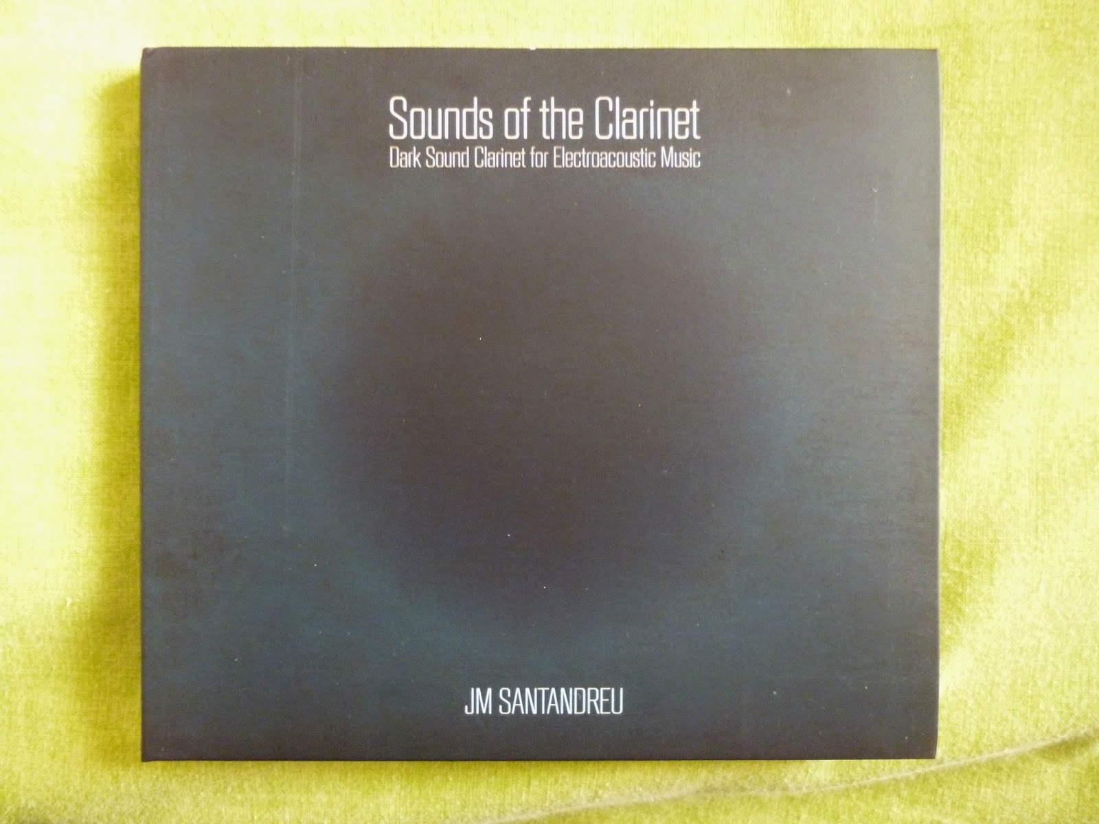 Sounds for clarimet santandreu