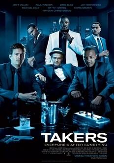 Vụ Cướp Thế Kỷ Takers 2010