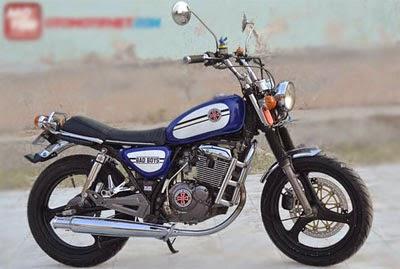 modifikasi jap style motor suzuki thunder
