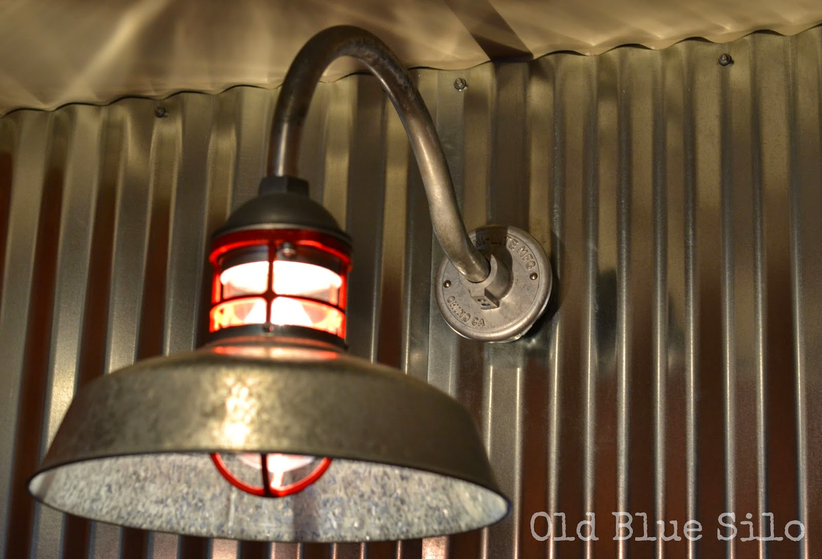 Galvanized Barn Light Fixtures