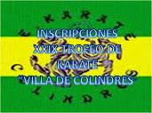 """INSCRIPCIONES """"Villa de Colindres"""""""
