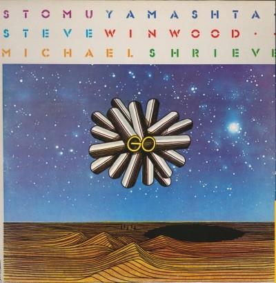 Stomu Yamashta Steve Winwood Michael Shrieve Go