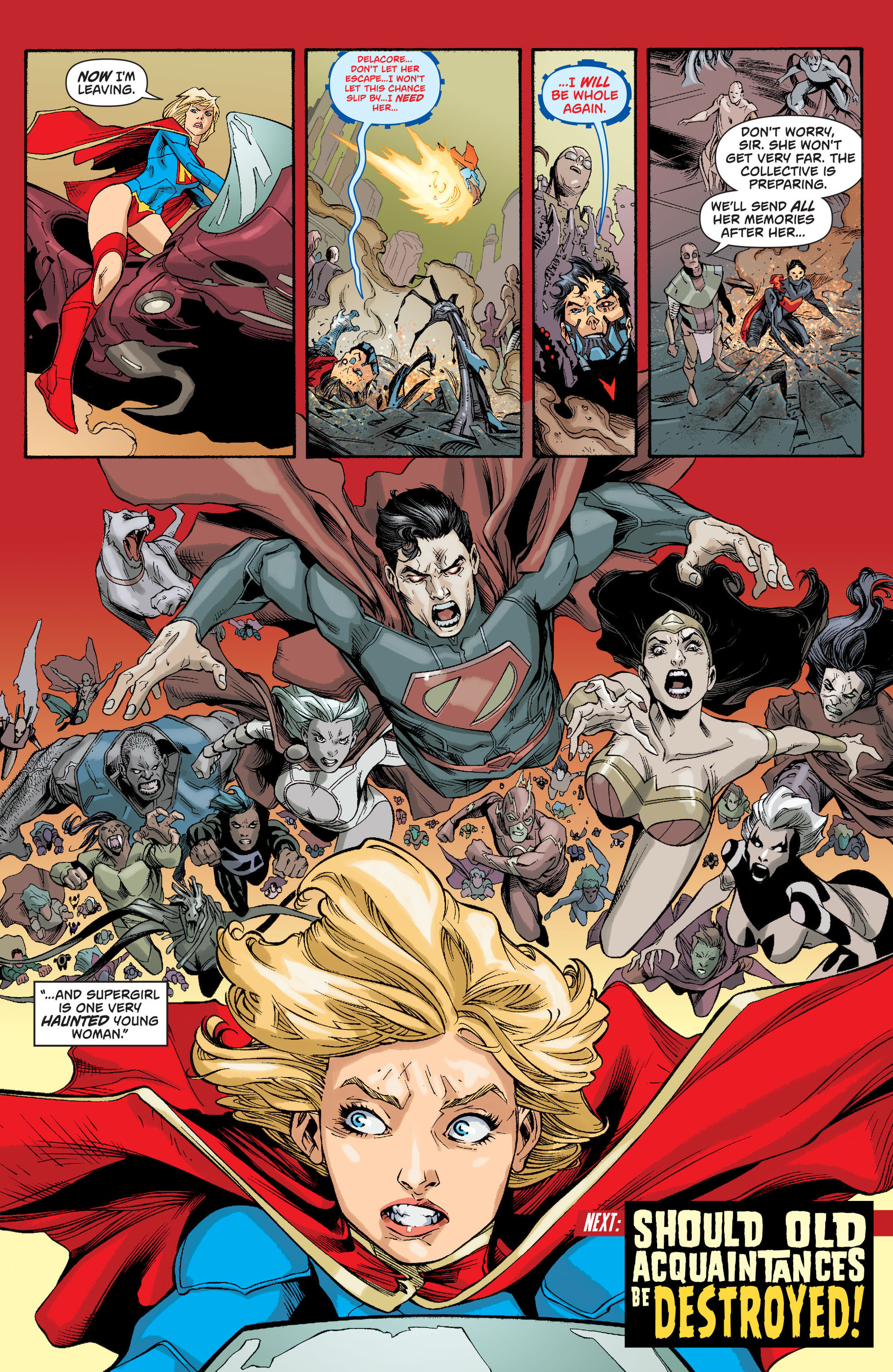 Supergirl (2011) Issue #22 #24 - English 20