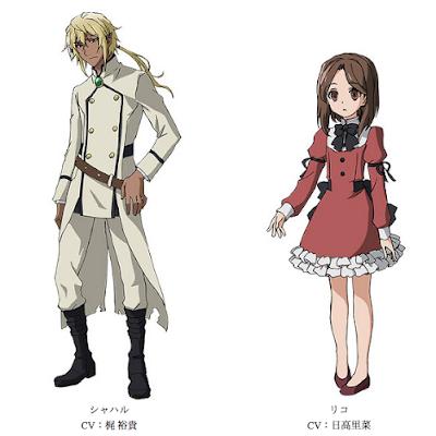 Detalles del especial de Owari no Seraph que se proyectará en el Jump Special Anime Festa