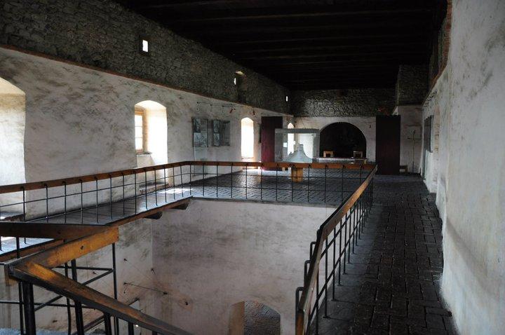 Zamek Orawski Słowacja