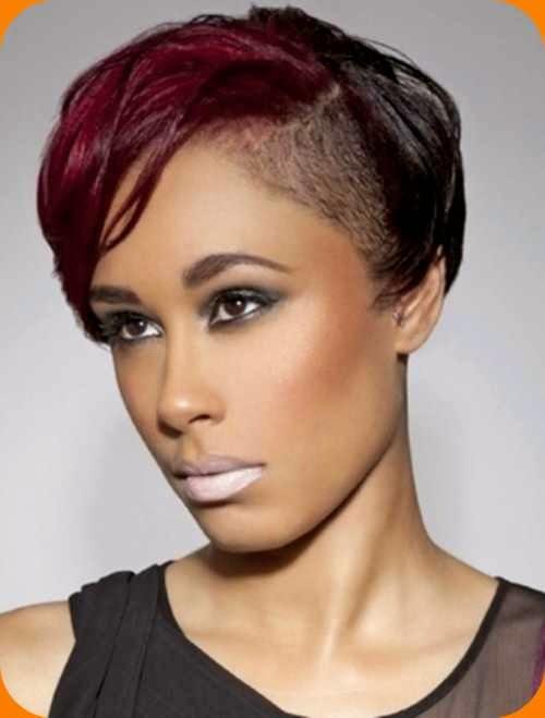 Monkett Best Hairstyles 2015 Trendy Short Hairstyles for Black Women