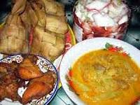 Resep Opor Ayam Ketupat Spesial Lebaran