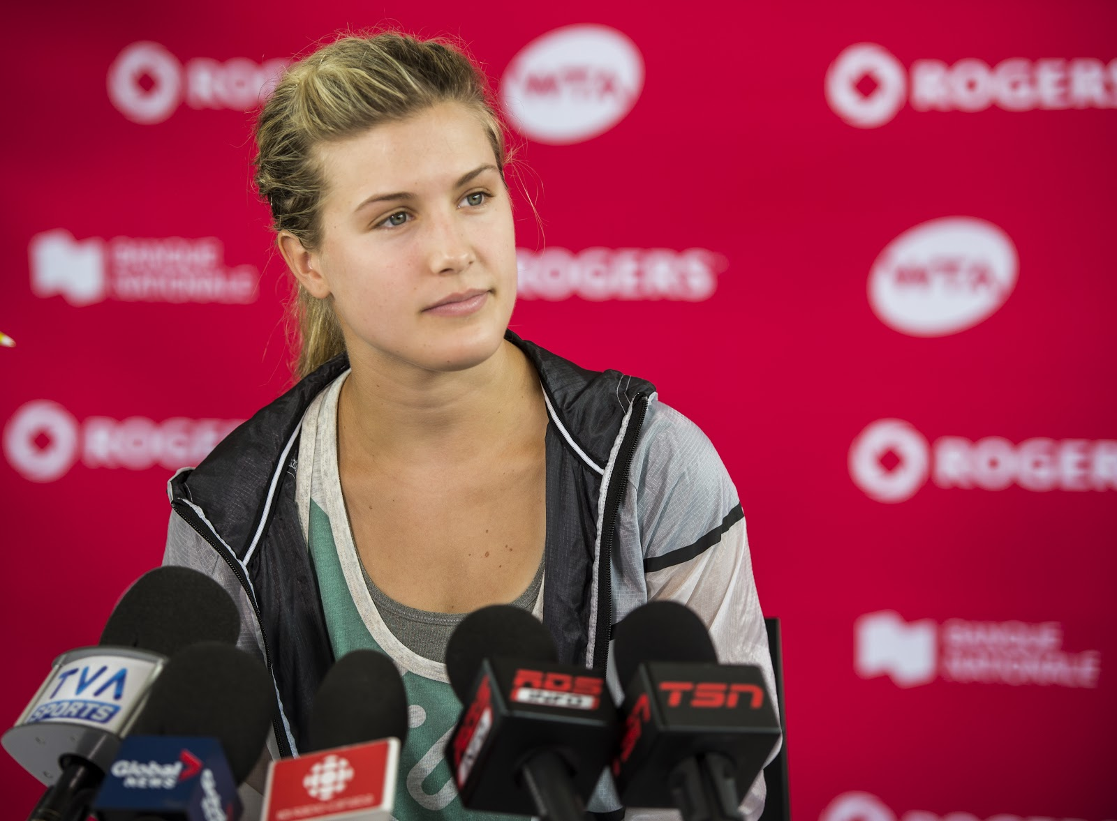 Canadian Tennis Star Eugenie Bouchard HD Wallpapers | HD Pictures of Eugenie Bouchard