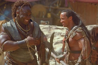 Chief in The Scorpion King