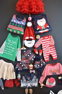 George at ASDA Christmas range 2015 Children's clothes