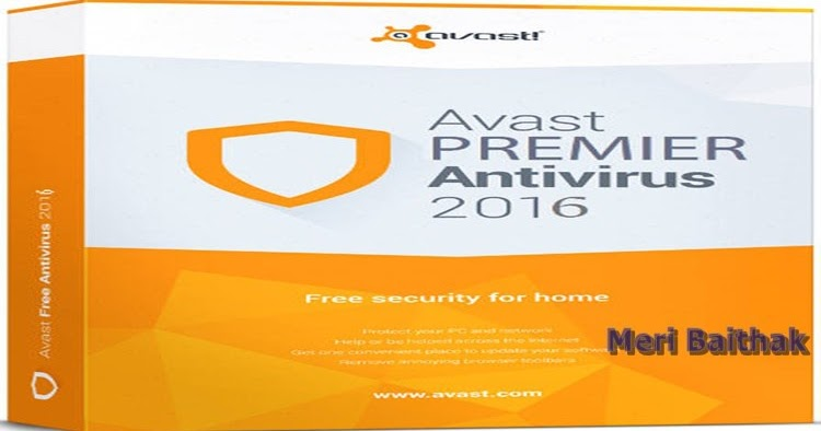 Avast Premier Antivirus 2016 – Free Download with Working ...
