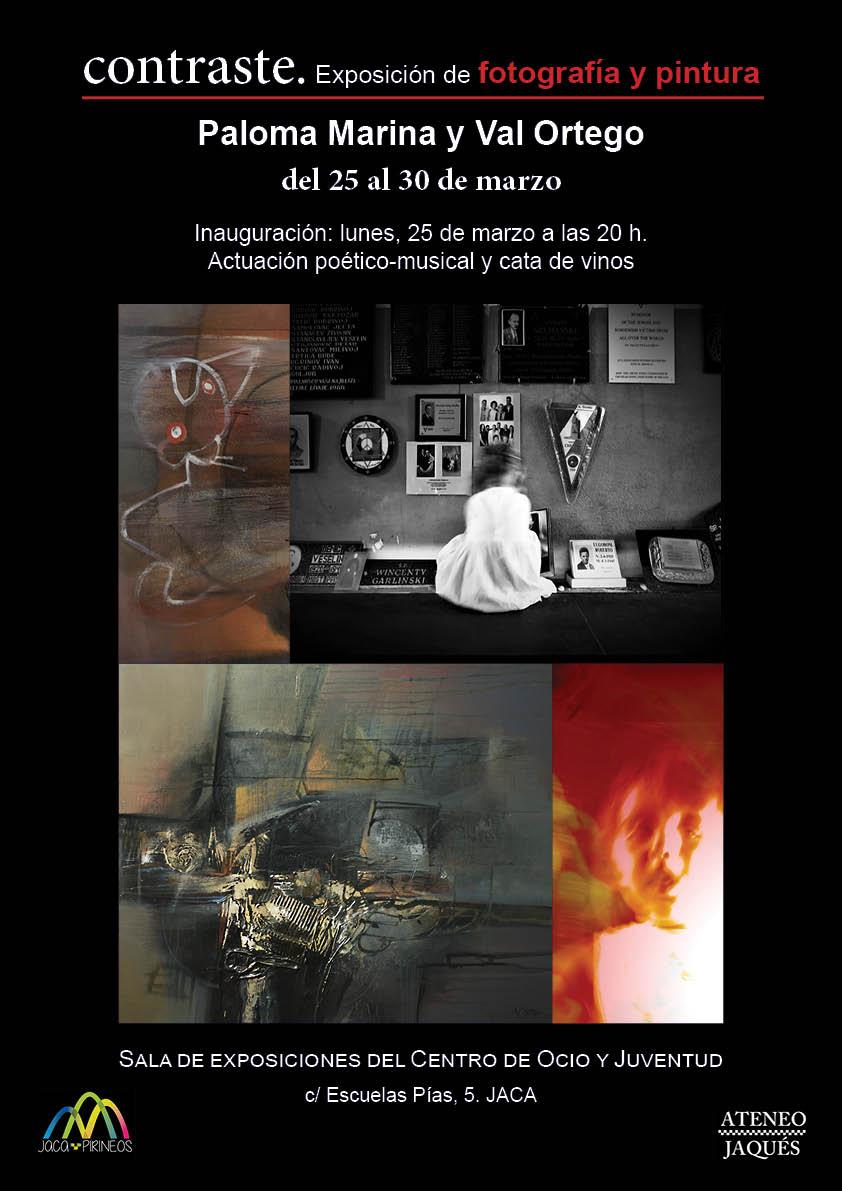 Sala de Arte Centro de Ocio y Juventud de Jaca (25-30 marzo)