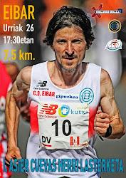 Asier Cuevas Herri Lasterketa: 7,5 km
