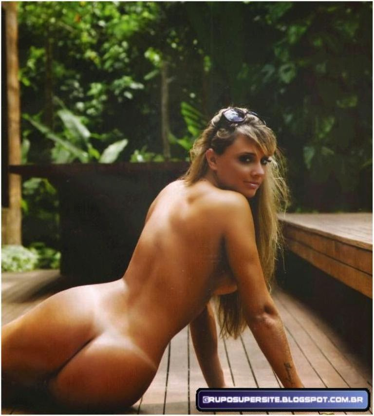 Juju Salimeni Playboy