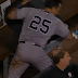 Mark Teixeira throws coolers after being tagged out at home (Video)