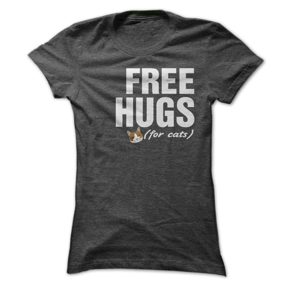 Funny Cat Tee T Shirts