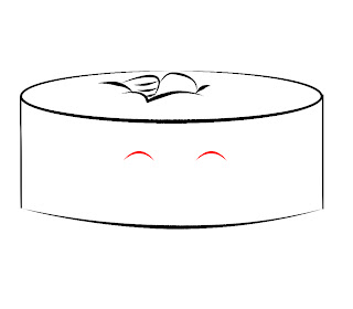 How To Draw Kawaii Sushi Step 5
