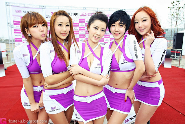 1 Nexen Speed Racing 2012-very cute asian girl-girlcute4u.blogspot.com