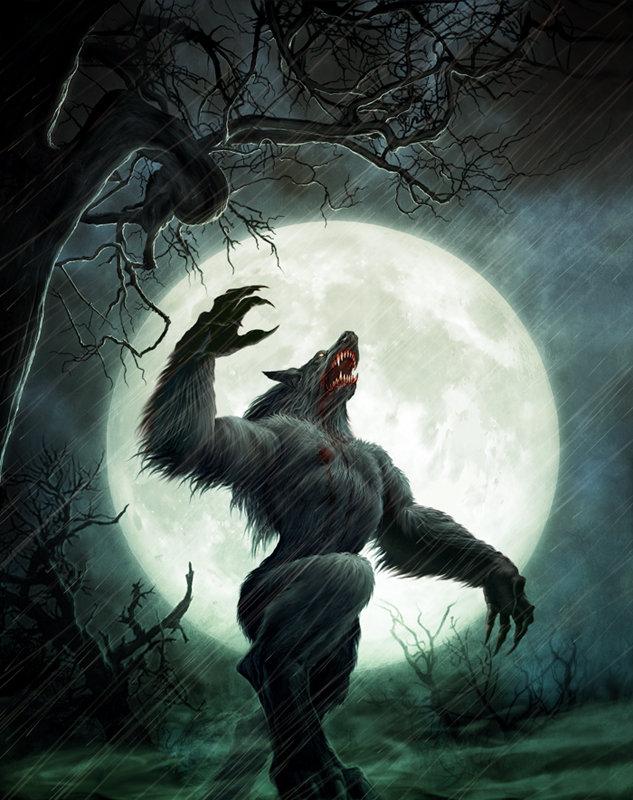 werewolf include the half werewolf half human and the werepire