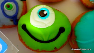 Krispy Kreme Releases Monsters University Doughnuts