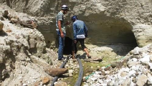 Gia Lai: Đề nghị đánh sập hầm vàng trên núi