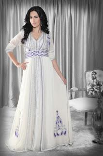 Koftan arab dress
