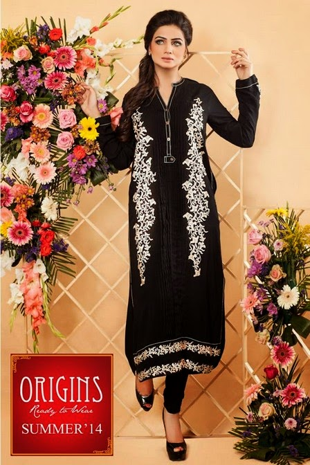 OriginsSummerDressesNewArrivals2014 Fashionhuntworldblogspot 1  - Origins Summer Dresses New Arrivals 2014