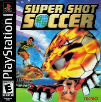 Download game Super Shoot Soccer PS1