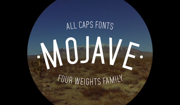 20+ Awesome Fresh Fonts for Flat Design