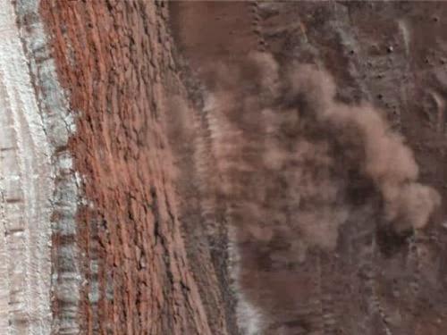 اجمل الصور الملتقطة لسطح المريخ من ناسا