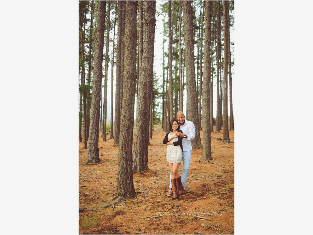 DK Photography BLOGLAST-127 Franciska & Tyrone's Engagement Shoot in Helderberg Nature Reserve, Sommerset West  Cape Town Wedding photographer