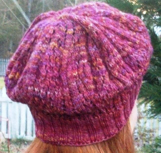 Charlotte Tam: Free Knitting Pattern