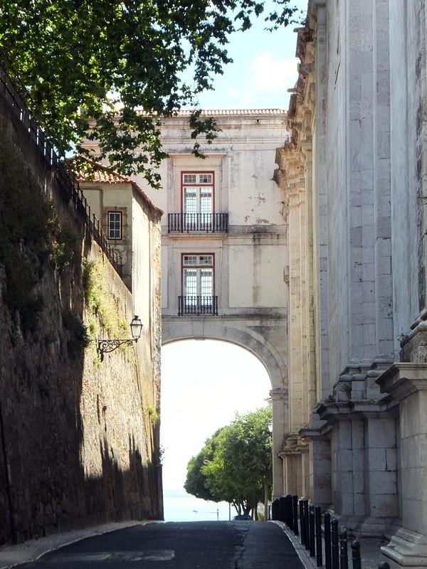 Lisbonne Lisboa alfama
