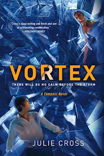 Review of Vortex by Julie Cross published by St. Martin's Press