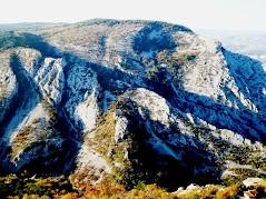 In visita alla riserva naturale della valle del torrente Rosandra da Bagnoli fino alla sua sorgente