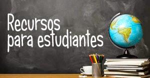 Recursos para estudiantes