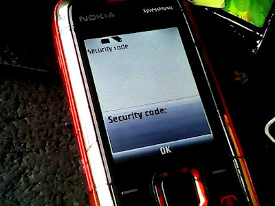 Retrieve Nokia Mobile Security Code [No External Device Required