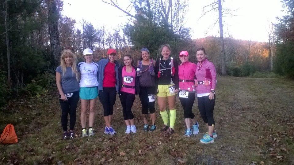 2014 Peak to Creek Marathon