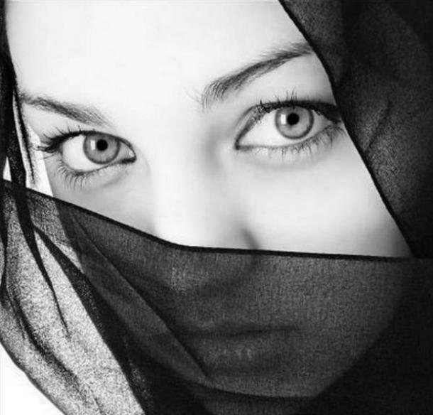 World Most Beautiful Girls Eyes Photography