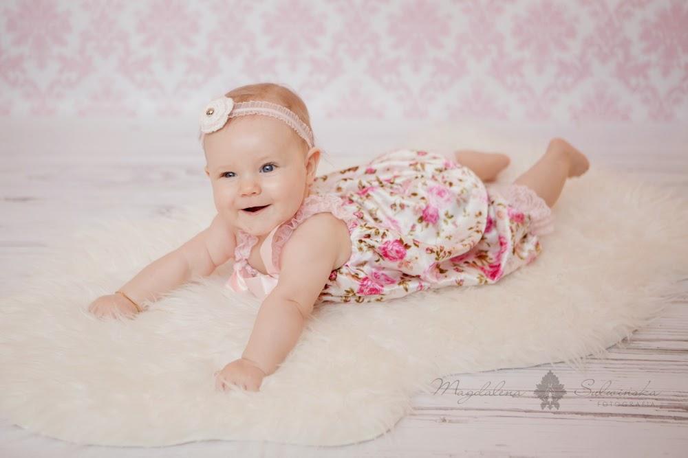 sesja niemowlęca Olsztyn