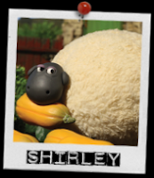 Shaun The Sheep shirley